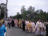 Візит Апостольського Нунція Томаса Едварда Ґалліксона. 2012 рік.